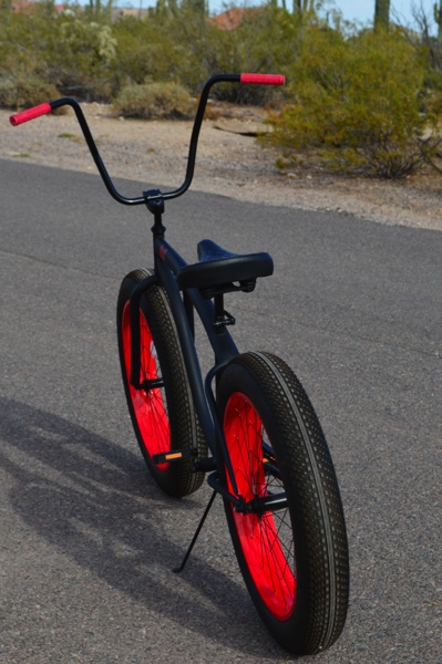 Cruiser Bikes With Fat Tires Picture